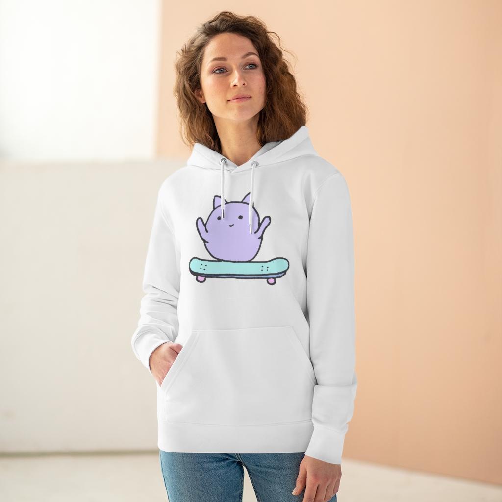 Bob the cat unisex hoodie