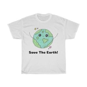 Save The Earth Unisex Tee